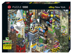 New York Quest (Puzzle)