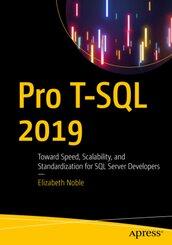 Pro T-SQL 2019