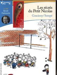Les récrés du Petit Nicolas, 2 Audio-CDs