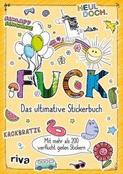 Fuck - Das ultimative Stickerbuch
