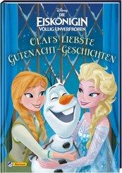 Disney Die Eiskönigin - Völlig unverfroren: Olafs liebste Gutenacht-Geschichten