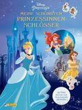 Disney Prinzessin: Meine schönsten Prinzessinnen-Schlösser - Bastelspaß und Ausmalbilder!