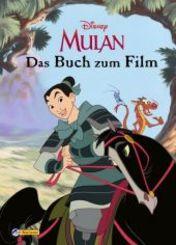 Disney Prinzessin: Mulan - Das Buch zum Film