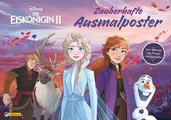 Disney Die Eiskönigin II: Zauberhafte Ausmalposter