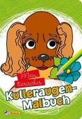 Mein tierisches Kulleraugen-Malbuch
