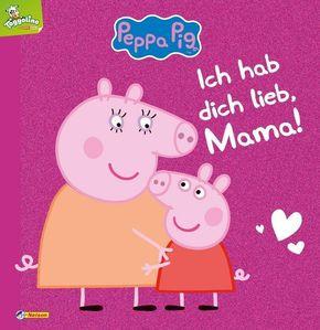 Peppa Pig: Ich hab dich lieb, Mama!