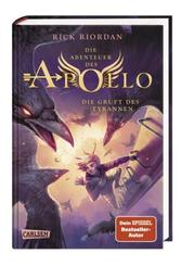 Die Abenteuer des Apollo: Die Gruft des Tyrannen