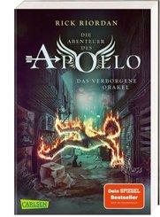 Die Abenteuer des Apollo: Das verborgene Orakel