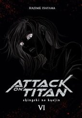 Attack on Titan Deluxe - Bd.6
