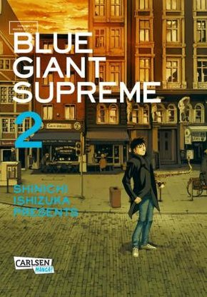 Blue Giant Supreme - Bd.2