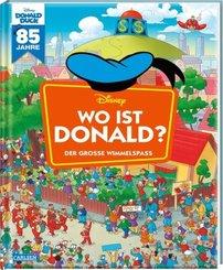 Disney: Wo ist Donald?