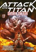 Attack on Titan - Before the Fall - Bd.17