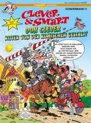Clever und Smart Sonderband - Don Clever - Ritter von der komischen Gestalt!