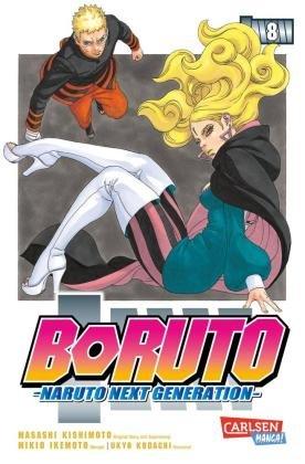 Boruto - Naruto the next Generation - Bd.8