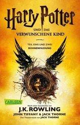 Harry Potter und das verwunschene Kind - Tl.1 u. 2