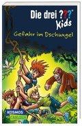Die drei ??? Kids: Gefahr im Dschungel