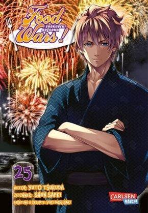 Food Wars - Shokugeki No Soma - Bd.25