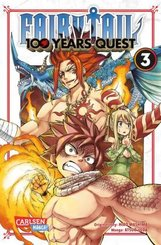 Fairy Tail - 100 Years Quest - Bd.3