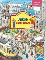 Jakob sucht Conni  (ELTERN-Vorlesebuch)