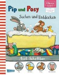 Pip & Posy - Suchen und Entdecken (ELTERN-Vorlesebuch); .