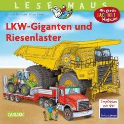 LKW-Giganten und Riesenlaster