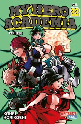 My Hero Academia - Bd.22