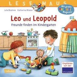 Leo und Leopold - Freunde finden im Kindergarten
