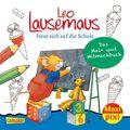 Leo Lausemaus freut sich auf die Schule