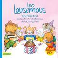 Leo Lausemaus feiert ein Fest