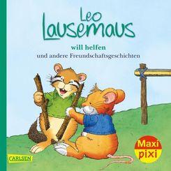 Leo Lausemaus will helfen