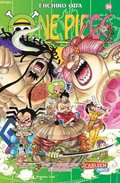 One Piece - Bd.94