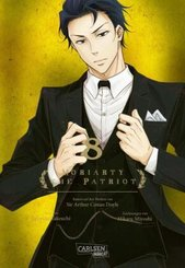 Moriarty the Patriot - Bd.8