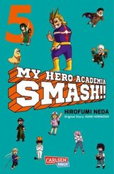 My Hero Academia Smash - Bd.5