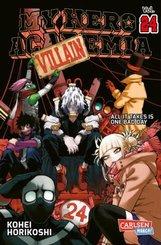 My Hero Academia - Bd.24