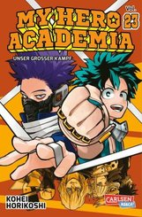 My Hero Academia - Bd.23