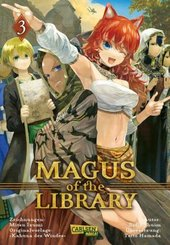 Magus of the Library - Bd.3