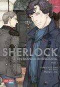 Sherlock - Ein Skandal in Belgravia - Tl.1