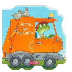 Mein kleiner Fahrzeugspaß: Rüttel, das Müllauto