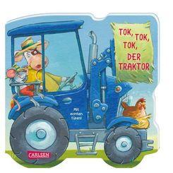 Mein kleiner Fahrzeugspaß: Tok, tok, tok, der Traktor
