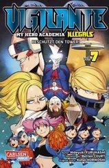 Vigilante - My Hero Academia Illegals - Bd.7