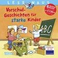 LESEMAUS Sonderbände: Vorschul-Geschichten für starke Kinder