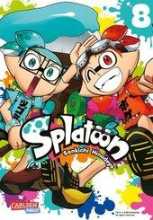 Splatoon - Bd.8