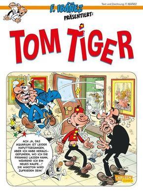 Ibáñez präsentiert : Tom Tiger