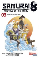 Samurai8 3: The Tale of Hachimaru