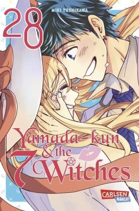 Yamada-kun and the seven Witches - Bd.28