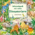 Wimmelspaß mit vielen Dinosauriern