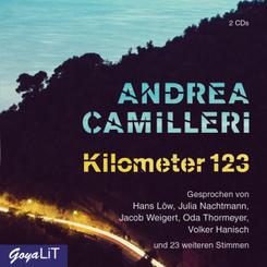 Kilometer 123, 2 Audio-CD