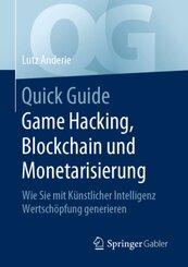 Quick Guide Game Hacking, Blockchain und Monetarisierung