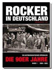 Buch Rocker in Deutschland: Die 90er Jahre (Band 1)