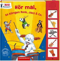 Hör mal, so klingen Rock, Jazz & Co.